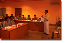 JSPL workshop on ESP
